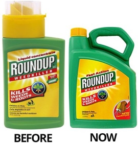 Is Monsanto admitting Roundup is no longer biodegradable or environmentally friendly?